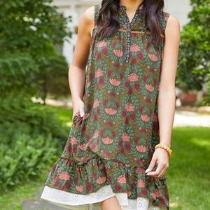 Matilda Jane sleeveless dress